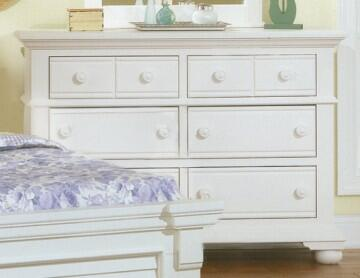 American Woodcrafters 65X0260 Double Dresser in XXX Finish
