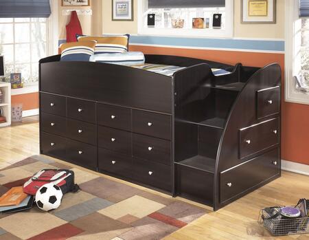 Milo Italia BR35883712681 Martin Twin Beds