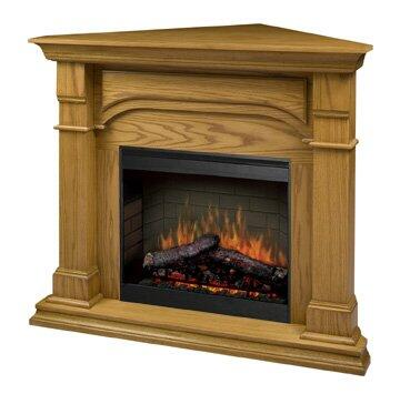 Dimplex SMP195COST Oxford Series Vent Free Electric Fireplace