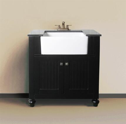 Legion Furniture WLF6022 30in. Sink Vanity Without Faucet