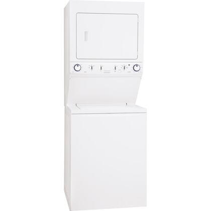 "Frigidaire FFLE2022MW 27"" Electric Laundry Center"