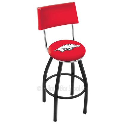 Holland Bar Stool L8B430ARKNUN Residential Vinyl Upholstered Bar Stool