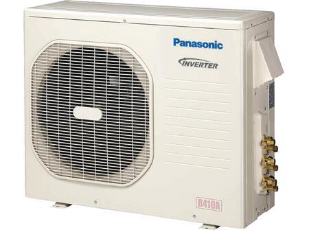 Panasonic CU4KE31NBU Mini Split Air Conditioner Cooling Area, |Appliances Connection