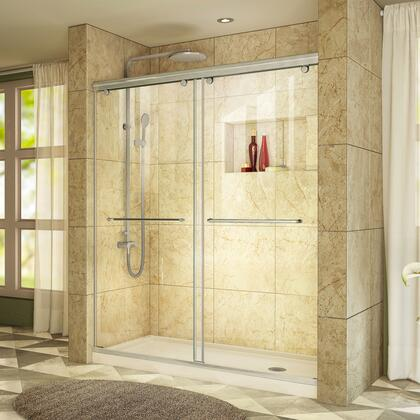 Charisma Shower Door RS39 60 04 22B Right Drain E