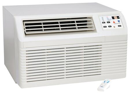 Amana PBE123E35BX Wall Air Conditioner Cooling Area,