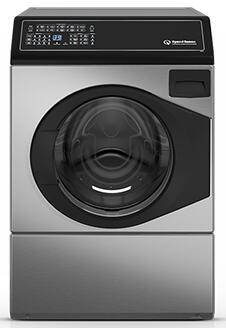 """Speed Queen AFNE9BSP113Tx01 27"""" Front Load Washer with 3.42 cu. ft. Capacity"""