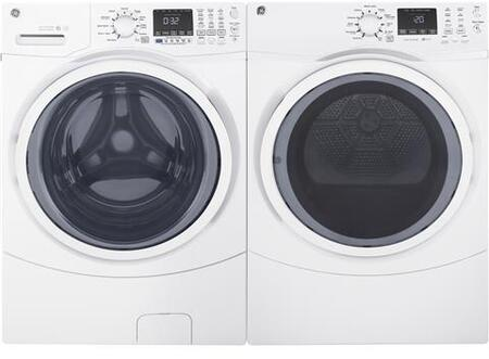 GE 705767 Washer and Dryer Combos
