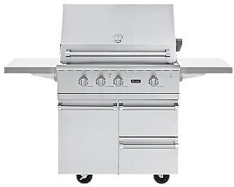 Viking vgbq536lkit outdoor grill packages appliances for Viking professional outdoor grill