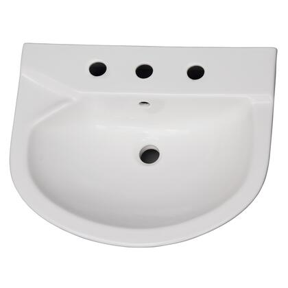 Barclay B3428WH  Sink