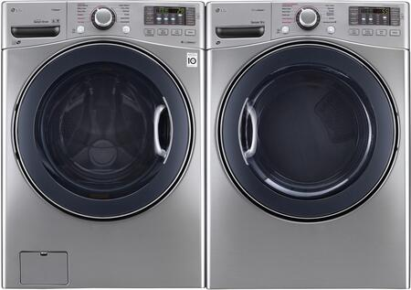LG 718983 Washer and Dryer Combos
