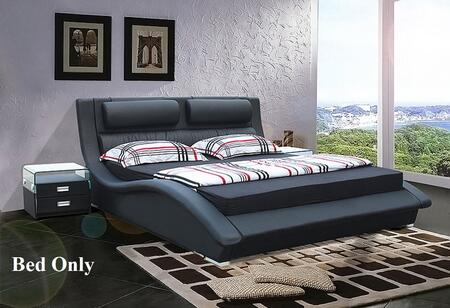 VIG Furniture VGRYBL9035BQ Modrest Series  Queen Size Platform Bed
