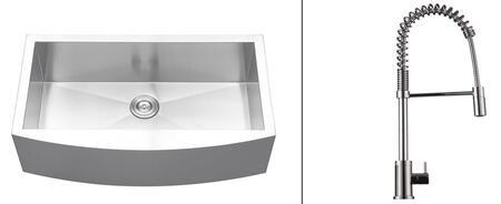 Ruvati RVC2451 Kitchen Sink