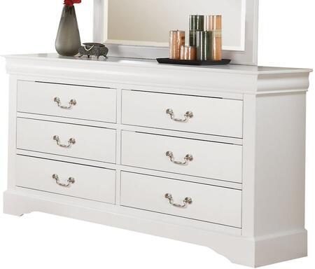 Acme Furniture 24505 Louis Philippe III Series  Dresser