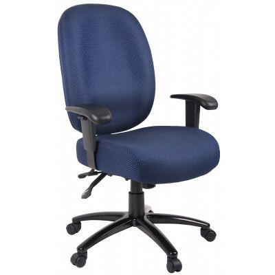 """Boss ADID33SSBE 27"""" Contemporary Office Chair"""