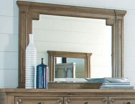 Donny Osmond Home 205174 Florence Series Rectangle Portrait Dresser Mirror