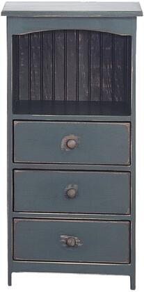 Chelsea Home Furniture 4650207ON Audrey Series Wood Chest
