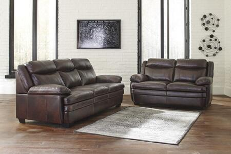 Milo Italia MI4485SLCAFE Bailee Living Room Sets