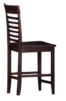 Acme Furniture 70036 Ebonny Series  Bar Stool