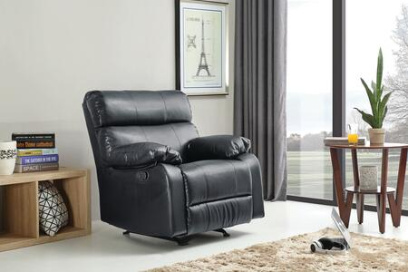 Glory Furniture G533RC G53 Series Faux Leather  Recliners