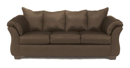 Milo Italia MI2374383PCKIT2CAFE Tristian Living Room Sets