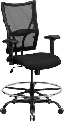 "Flash Furniture WL5029SYGADGG 27"" Contemporary Office Chair"