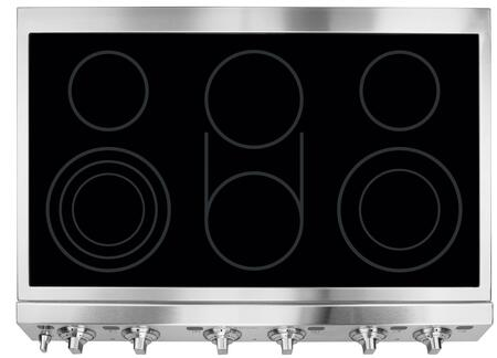 Electrolux Icon E36EC75HSS Designer Series Electric Cooktop, in Stainless Steel