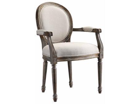Stein World 28384 Holmes Series Armchair Fabric Wood Frame Accent Chair