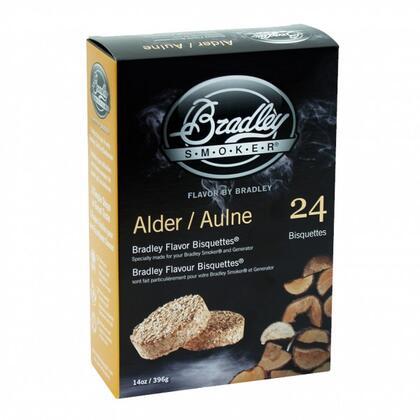 Bradley Smoker BT24 Flavor Bisquettes 24-Pack