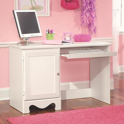 Standard Furniture 50264 Spring Rose Series Computer  Wood Desk