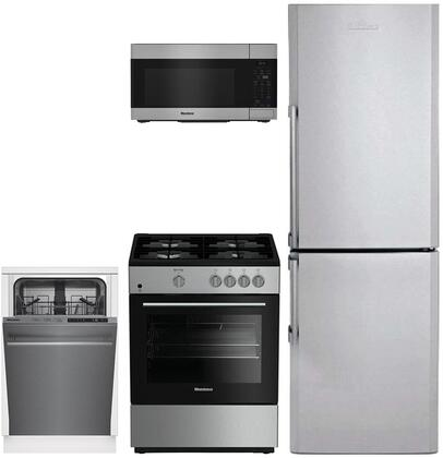 Blomberg 743496 Kitchen Appliance Packages