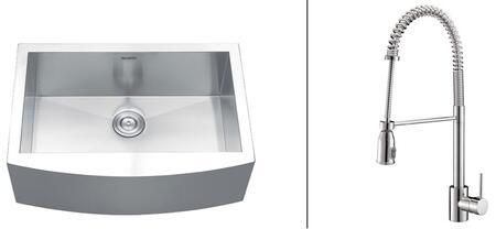 Ruvati RVC2436 Kitchen Sink