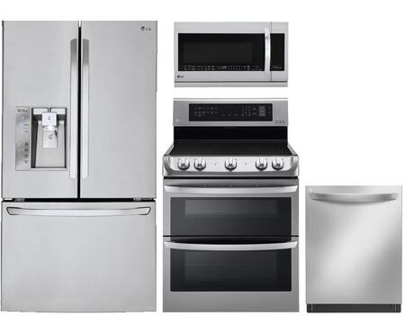 LG 742060 Kitchen Appliance Packages