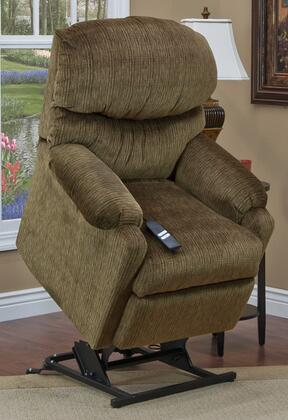 MedLift 5200VE Contemporary Fabric Wood Frame  Recliners