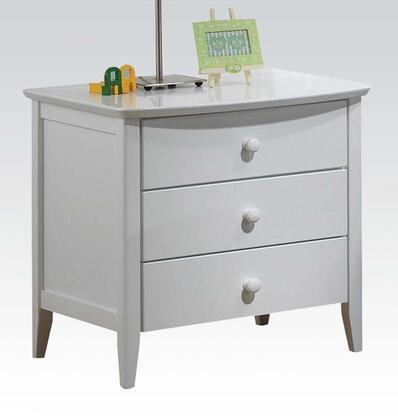 Acme Furniture 09158 San Marino Series Rectangular Wood Night Stand