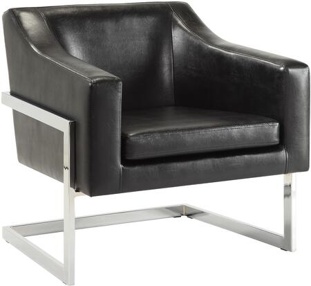 Coaster 902538 Accent Seating Series Armchair Metal Frame Accent Chair