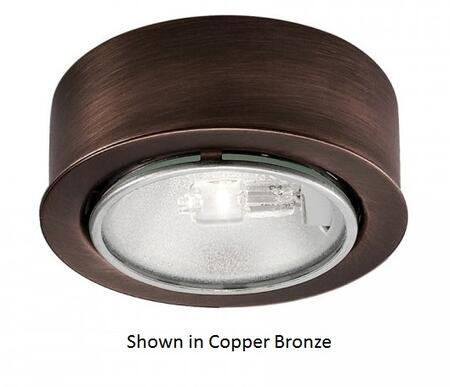 Wac Lighting Shown in Copper Bronze