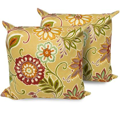 PILLOW GOLDF 18x18 2x