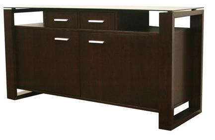 Wholesale Interiors LAYTONCABINET110903 Layton Series  Cabinet