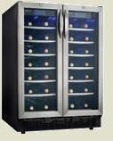 "Danby DWBC14BLS 23.81"" Built-In Wine Cooler, in Stainless Steel"