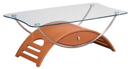Global Furniture USA 63C Modern Table