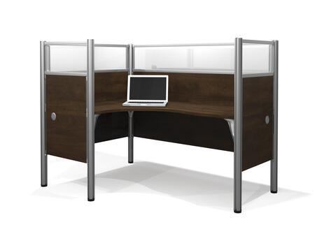 Bestar Furniture 100854D Pro-Biz single Left L-desk workstation