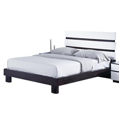 Global Furniture USA CATALINAQBDONOTUSE Catalina Series  Queen Size Platform Bed