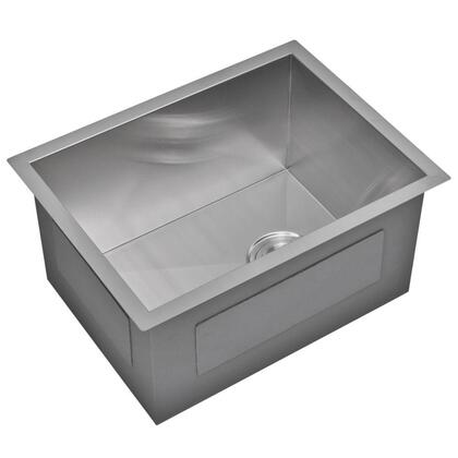 Water Creation SSU1520A Stainless Steel Bar Sink