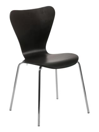 Euro Style 02846 Tendy Series  Dining Room Chair