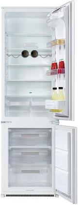 Kuppersbusch IKE3252T  Counter Depth Bottom Freezer Refrigerator with 8.19 cu. ft. Capacity