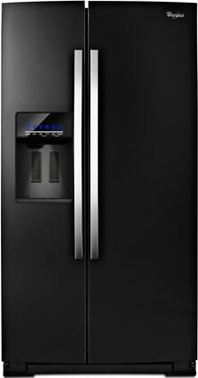 Whirlpool WRS526SIAE Freestanding Side by Side Refrigerator