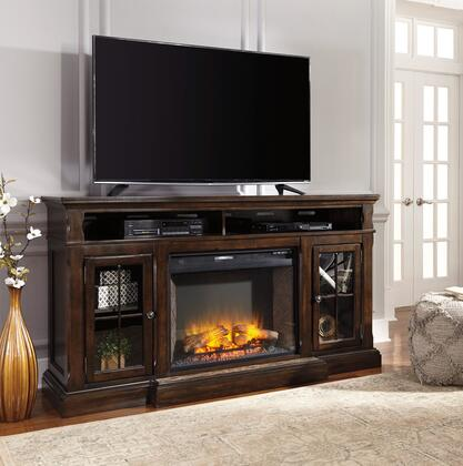 Signature Design by Ashley W701SET Roddinton Fireplace Inser