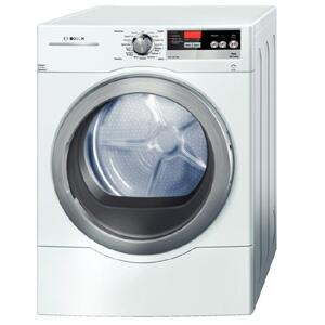 Bosch WTVC8330US Vision Series Electric Dryer, in White
