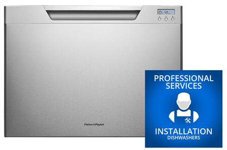 Fisher Paykel DD24SCTX7INSTALL Built-In Dishwashers