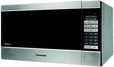 Panasonic NNSN660S Countertop Microwave